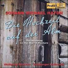 Michael Haydn (1737-1806): Die Hochzeit auf der Alm (Schäfergedicht in 2 Aufzügen), CD