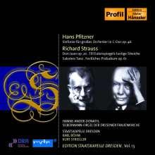 Hans Pfitzner (1869-1949): Symphonie op.46, CD