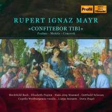 Rupert Ignaz Mayr (1646-1712): Psalmen,Motetten,Concerti, CD