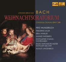 Johann Sebastian Bach (1685-1750): Weihnachtsoratorium BWV 248 (Kantaten Nr.1-3), 2 CDs