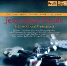 Jesu, meine Freude - Greatest Choral Masterpieces, 2 CDs