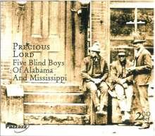 Blind Boys Of Alabama: Precious Lord, 2 CDs