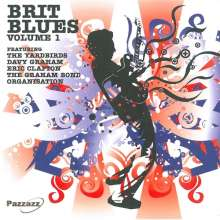 Best Of Brit Blues: Vol. 1-Best Of Brit Blues, CD
