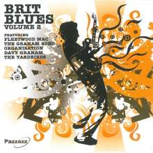 Best Of Brit Blues: Vol. 2-Best Of Brit Blues, CD