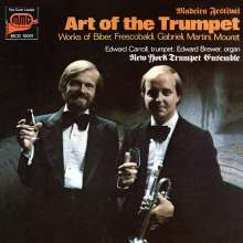 "Musik für Trompete & Orgel ""Art of the Trumpet"", CD"