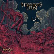 Novembers Doom: Nephilim Grove (180g) (Red Vinyl), 1 LP und 1 CD