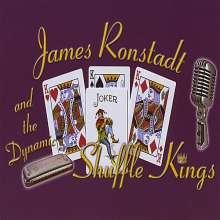 James Ronstadt & The Shuffle: James Ronstadt & The Shuffle K, CD