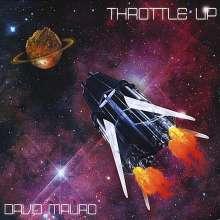 David Mauro: Throttle Up, CD