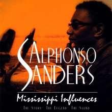 Alphonso Sanders: Mississippi Influences, CD