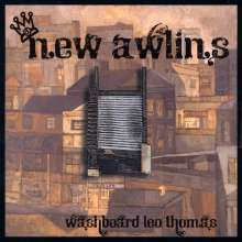 Washboard Leo Thomas: New Awlins, CD
