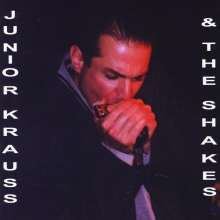 Junior Krauss & The Shakes: Junior Krauss & The Shakes, CD