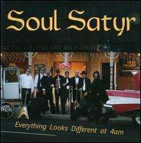 Soul Satyr: Everything Looks Different At, CD