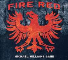 Micheal Band Williams: Fire Red, CD