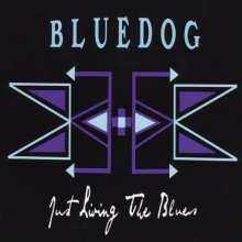Bluedog: Just Living The Blues Ep, CD