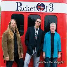 Packet Of 3: It's What You've Been Waiting, CD