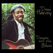 Doni Harvey: Deeper Into The Blues, CD
