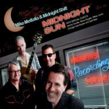 Mike Mettalia: Midnight Sun, CD