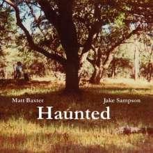Matt Baxter: Haunted, CD