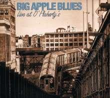 Big Apple Blues: Live At O'Flaherty's, CD