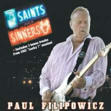 Paul Filipowicz: Saints & Sinners, CD
