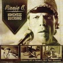 Vinnie C.: Homemade Quicksand, CD