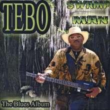 Tebo: Swamp Man, CD
