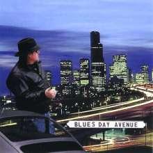 John Phelps: Blues Day Avenue, CD