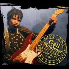 Gail Mojo Muldrow: Raw Live & Cool, CD