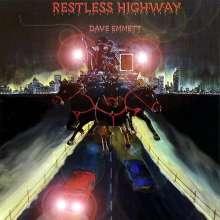 Dave Emmett: Restless Highway, CD