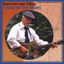 Sherman Lee Dillon: State Of The Blues, CD