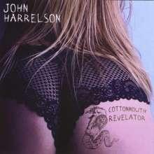 John Harrelson: Cottonmouth Revelator, CD