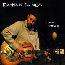 Nathan James: I Don't Know It, CD