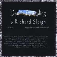 Dennis Gruenling & Richard Sl: Vol. 1, CD