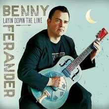 Benny Ferander: Layin' Down The Line, CD