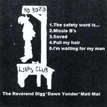 No Bozo Liars Club: Ep, CD