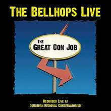 Bellhops: Great Con Job, CD