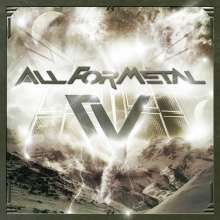 All For Metal IV, 1 CD und 1 DVD