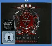 U.D.O.: Navy Metal Night (2CD + Blu-ray), 2 CDs und 1 Blu-ray Disc