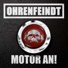 Ohrenfeindt: Motor An!, CD