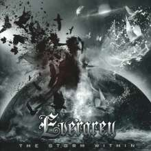 Evergrey: The Storm Within, CD