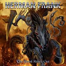 Herman Frank: The Devil Rides Out (Limited-Edition) (Silver Vinyl), LP