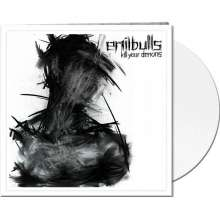 Emil Bulls: Kill Your Demons (Limited-Edition) (White Vinyl), LP