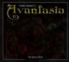 Avantasia: The Metal Opera Pt.I (Limited-Platinum-Edition), CD