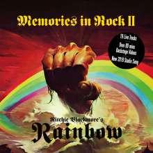 Rainbow: Memories In Rock II, 2 CDs und 1 DVD