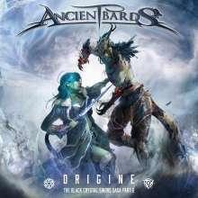 Ancient Bards: Origine (The Black Crystal Sword Saga Part 2), CD