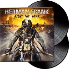 Herman Frank: Fight The Fear (Limited-Edition), 2 LPs