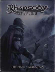 Rhapsody Of Fire  (ex-Rhapsody): The Eighth Mountain (Limited-Edition + Shirt Gr. XL), 2 CDs