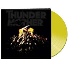 Thundermother: Heat Wave (Limited Edition) (Clear Yellow Vinyl), LP