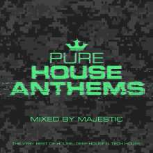 Pure House Anthems, 3 CDs