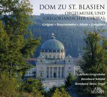 Dom zu St.Blasien - Orgelmusik & Gregorianischer Choral, CD